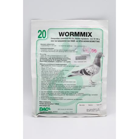 DAC Wormmix
