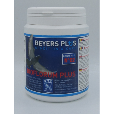 Beyers+ BIOFLORUM Plus Nr.22
