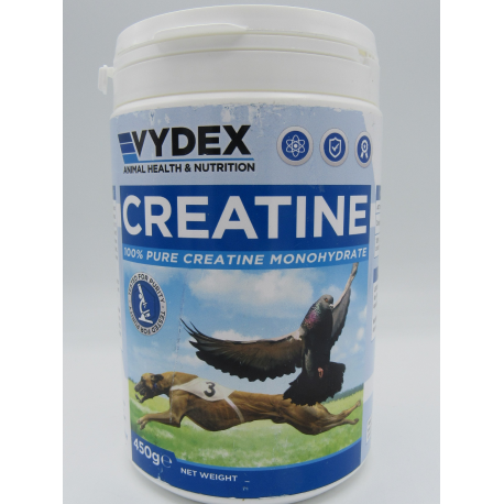 VYDEX     Creatine 500gr