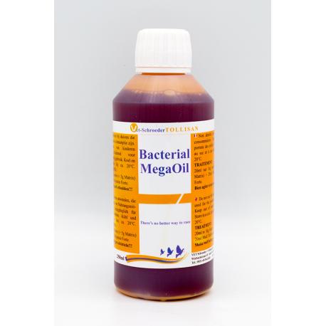 Tollisan Bacterial Mega Oil 250