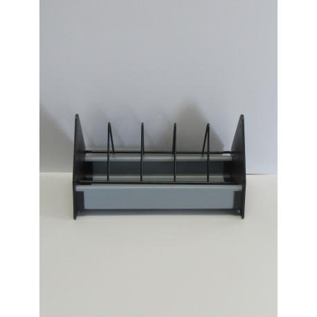 9.5 inch plastic feed trough