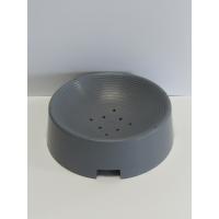 Polmark    9 inch plastic nestbowl gry