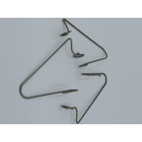 Polmark nest pad metal strap