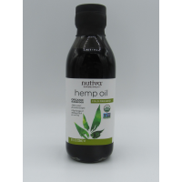 Nutiva Hemp Oil 8 oz