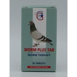 Giantel Worm Plus Tab 50 tab