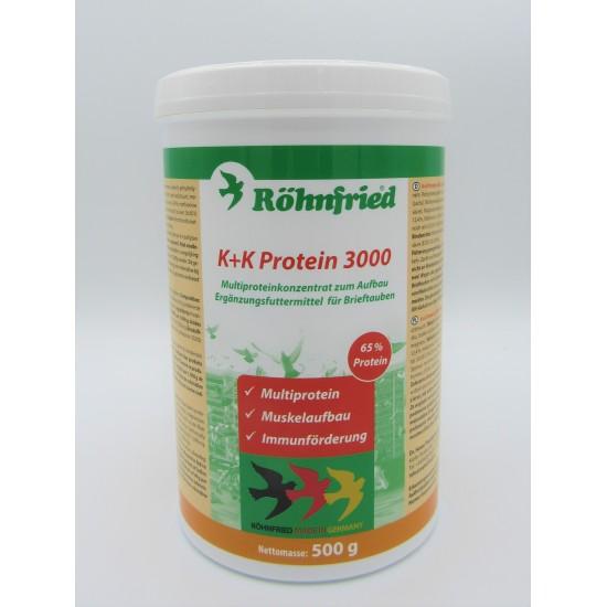 Rohnfried K+K Protein 3000 500g