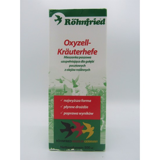 Rohnfried Oxyzell Krauterhefe