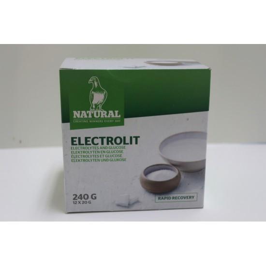 Natural Electrolit 240 g