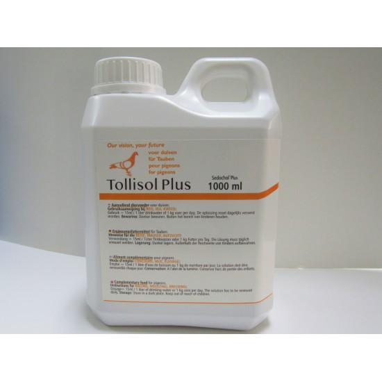 Tollisan Sedochol Plus 1L
