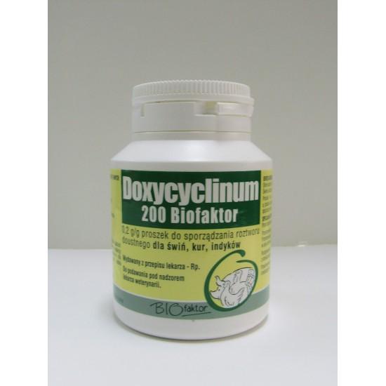 Bio Faktor Doxycycline 100g